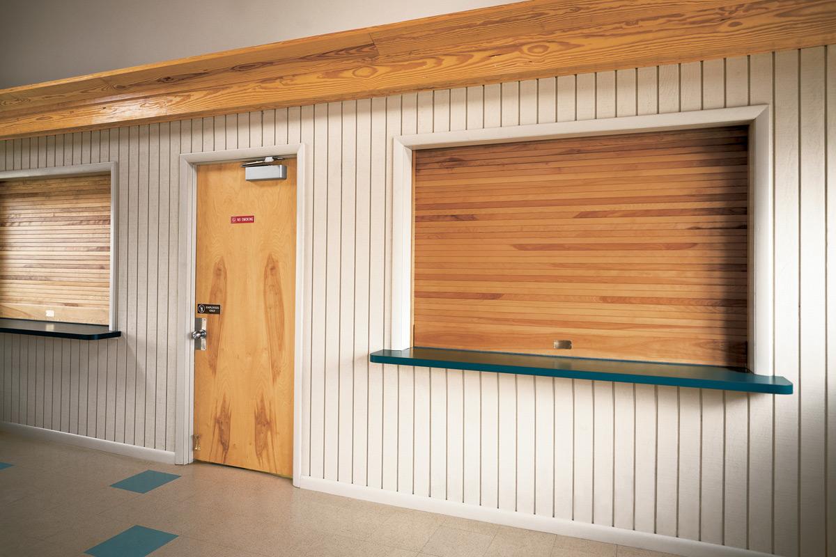 Counter Doors